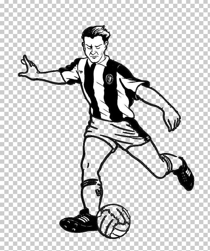All Sports Drawing Png - Football Player Drawing Futsal PNG, Clipart, Arm, Artwork, Athlet ...