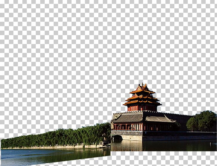 Great Wall Of China Beijing Png - Forbidden City Great Wall Of China Building PNG, Clipart ...