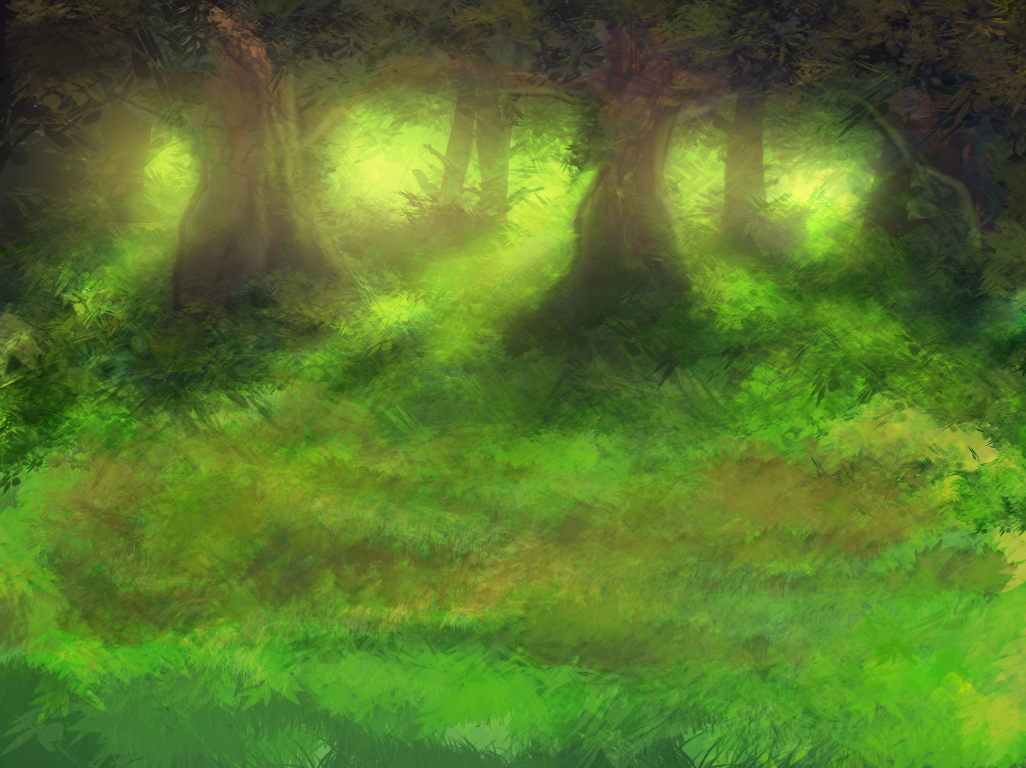 Forest Art Png - Forest Background Art | OpenGameArt.org