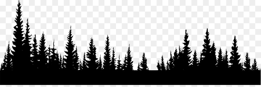Forest Art Png - Forest Png Black And White & Free Forest Black And White.png ...