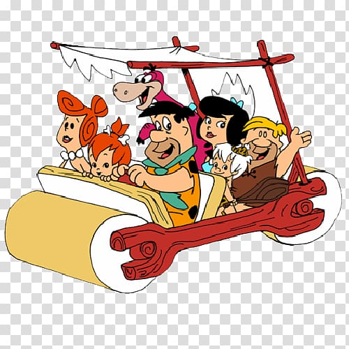 Flintstones Backgrounds Png - Fred Flintstone Wilma Flintstone Barney Rubble Betty Rubble ...