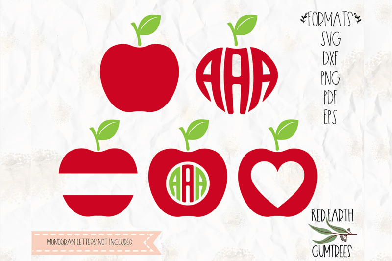 View Candy Apples / Svg Png Dxf Image