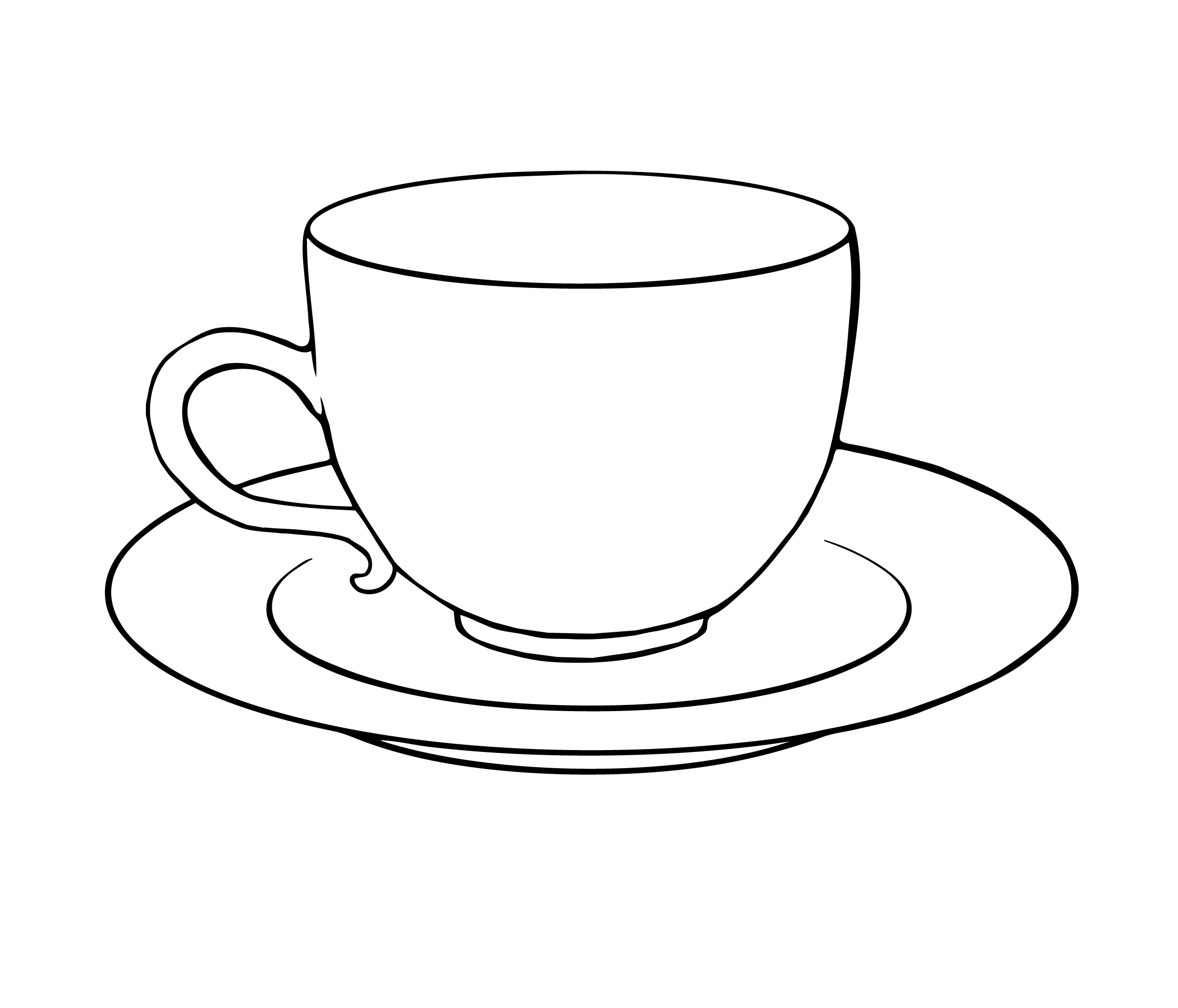 This is a photo of Teapot Template Printable throughout a4 size