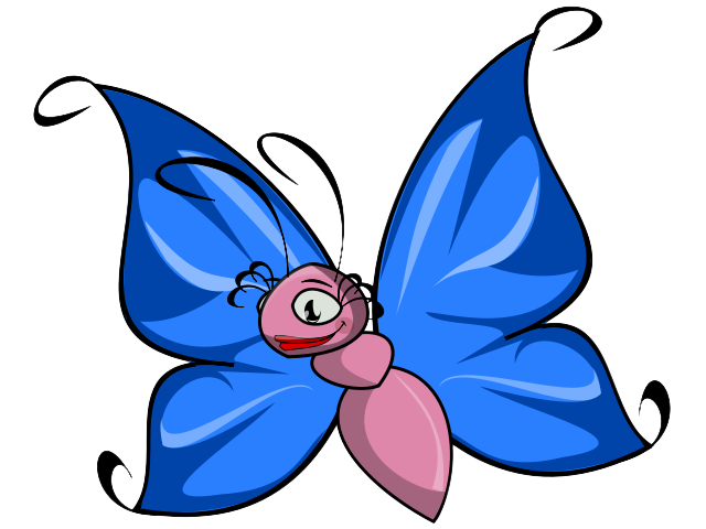 Free Butterfly Png For Commerical Use - Free Butterfly Clipart For Commerical Use & Clip Art Images #11437 ...