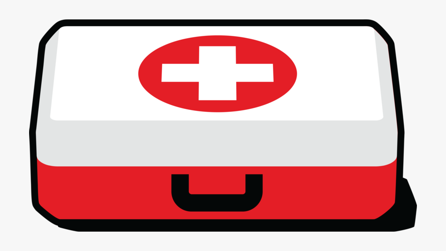First Aid Cartoon Png - Free Clipart Of A First Aid K - Clipart First Aid Kit ...