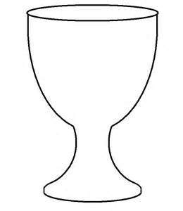 Free Coloring Pages Of Chalice Template 2409400 Png Images Pngio