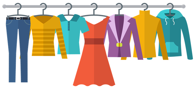 Free Community Clothing Closet Clothes 43722 Png
