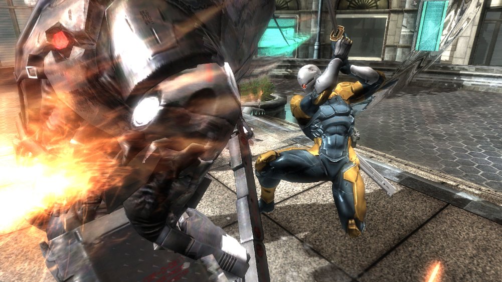 Metal Gear Gray Fo Png - Free Cyborg Ninja (Gray Fox) With Copy of Metal Gear Rising ...