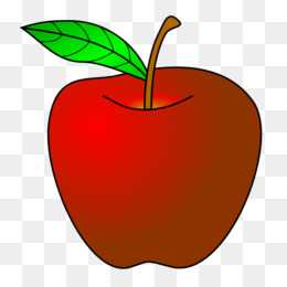 Apple animated. Free download content clip