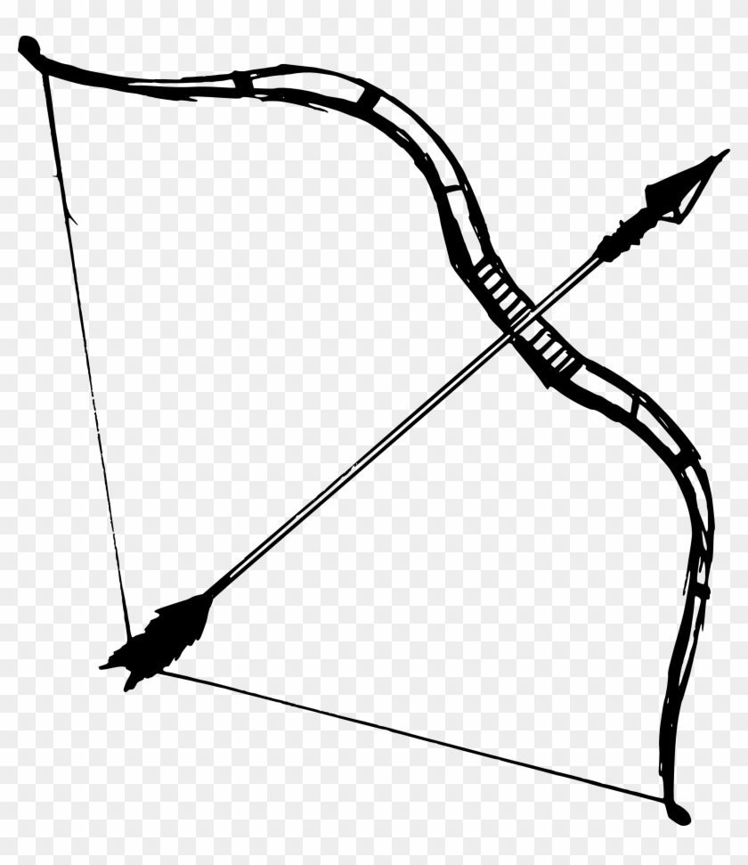 Bow And Arrow Transparent Background - Free Download - Bow And Arrow Png, Transparent Png - 2500x2772 ...