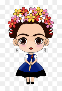 Frida Kahlo Png - Free download Frida Kahlo T-shirt Mexico Art Drawing - frida kalo png.