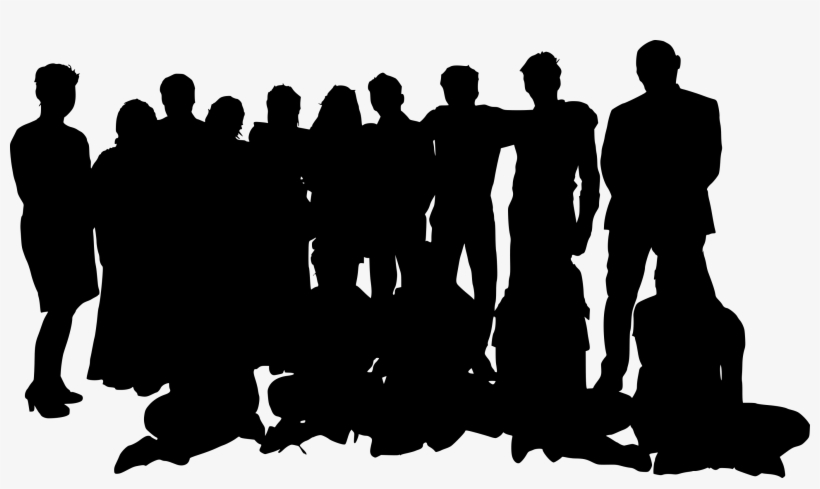 Group Of People Transparent - Free Download - Group Of People Transparent Background Transparent ...