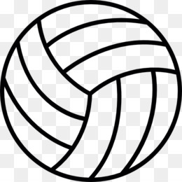 Volleyball vector. Png free transparent
