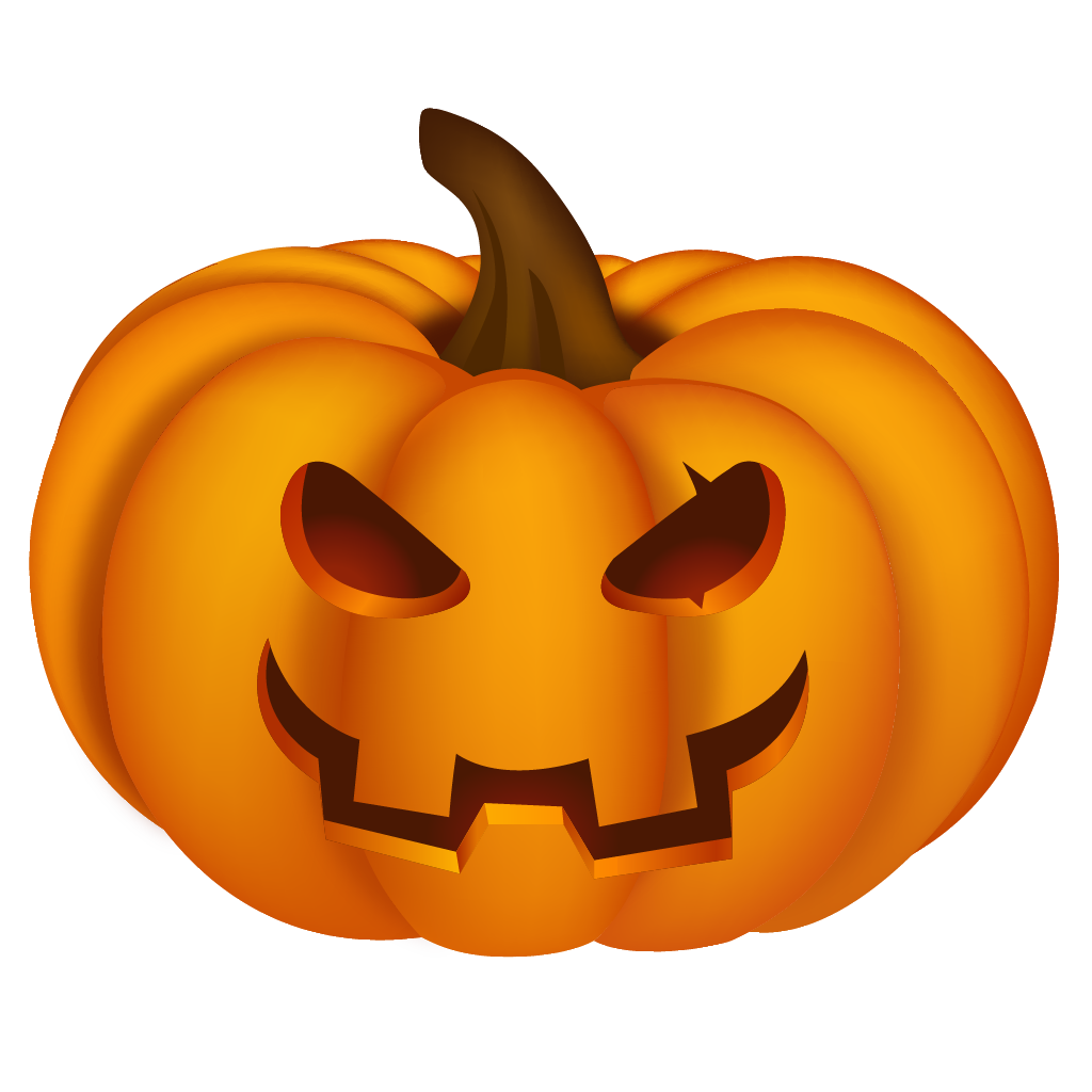 Pumpkin Free Png - Free-Halloween-Pumpkin-icon-01.png - Clip Art Library