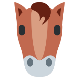 Free Horse Face Hairy Animal Icon Dow Png Images Pngio