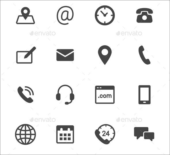 free download icons for cv