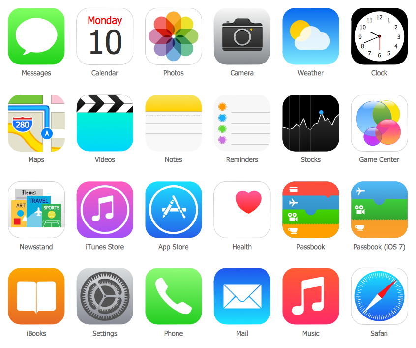 App Png Iphone & Free App Iphone png Transparent Images #13925 - PNGio
