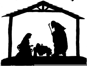 Free Png Nativity Scene - Free Manger Scene Clipart | Free Images at PNGio - vector clip ...