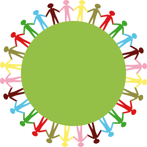 Circle Of People Holding Hands Png - Free People Holding Hands In A Circle, Download Free Clip Art ...