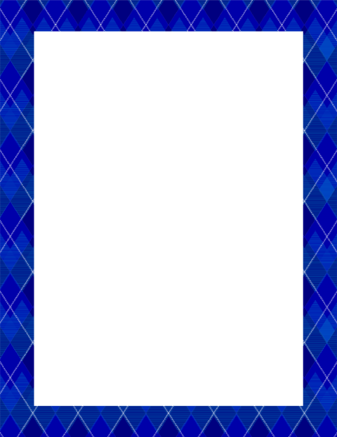 Chalk Transparent Border: Blue Frame Png & Free Blue Frame.png Transparent Images