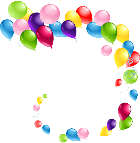 Balloons Png - free png Flying Spiral Balloons PNG images transparent