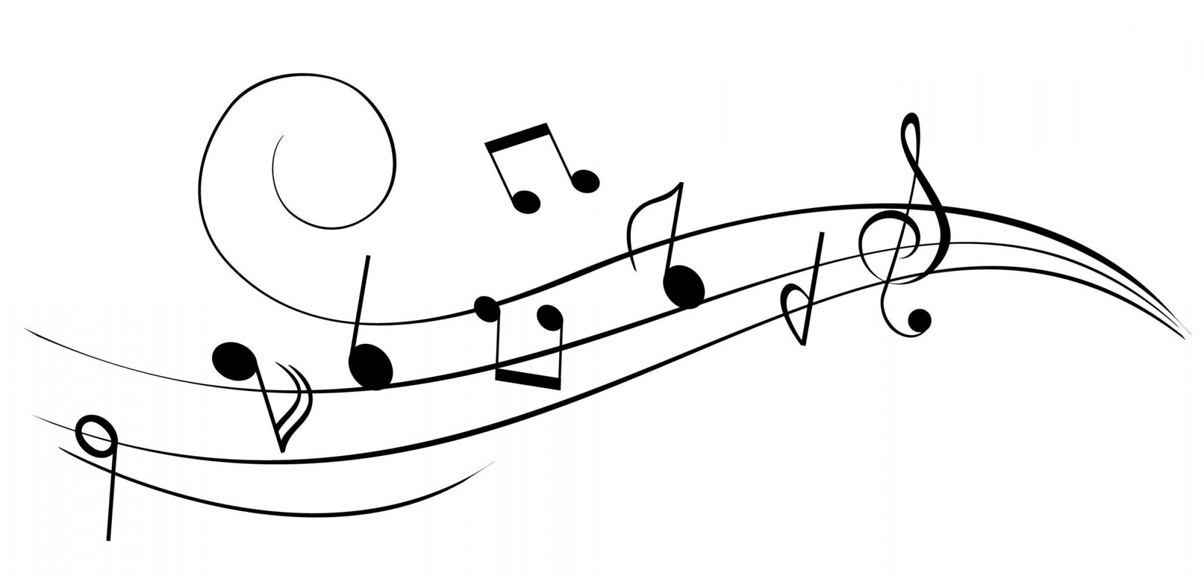 Free Png Hd Of Music Notes | SOIDERGI #261562 - PNG Images