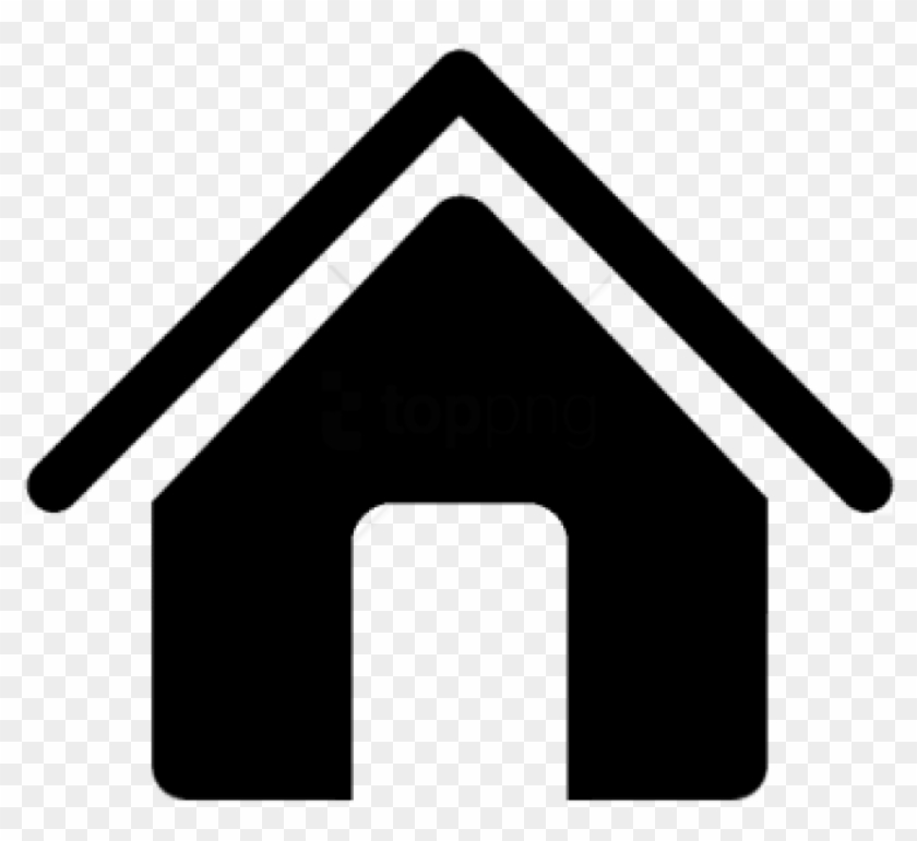 Free Png Home Icon Home House Icon Log 1300420 Png Images Pngio