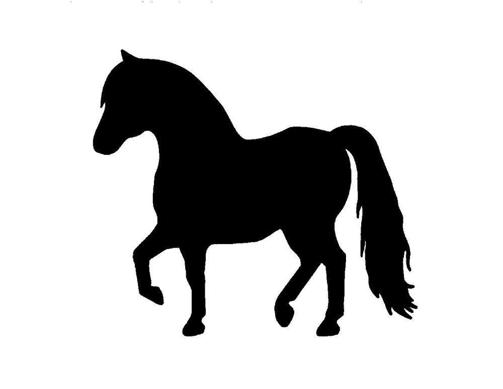 Pony Silhouette Png - Free Pony Silhouette Clip Art, Download Free Clip Art, Free Clip ...