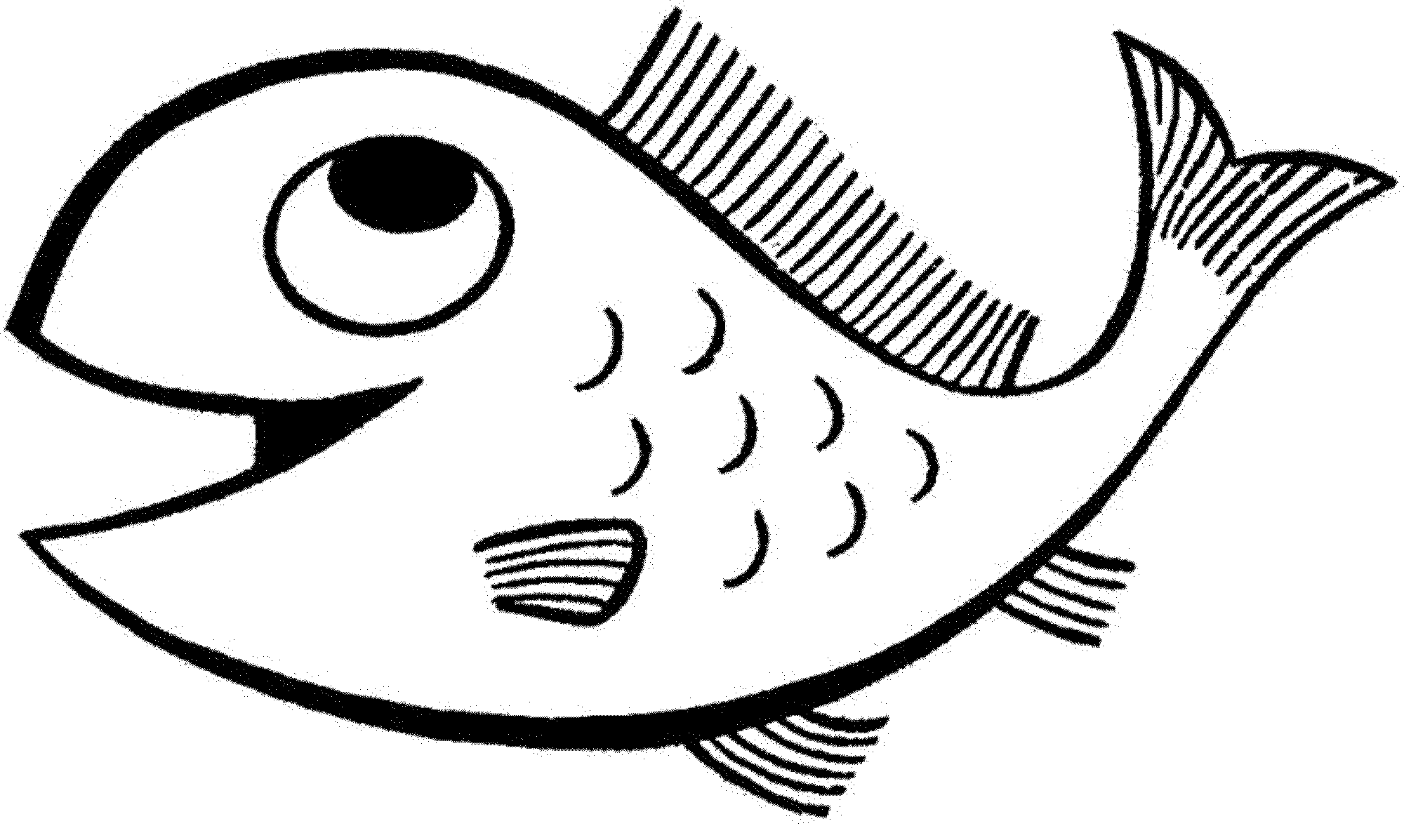 Free Printable Coloring Pages Of Fish 1721016 Png Images Pngio