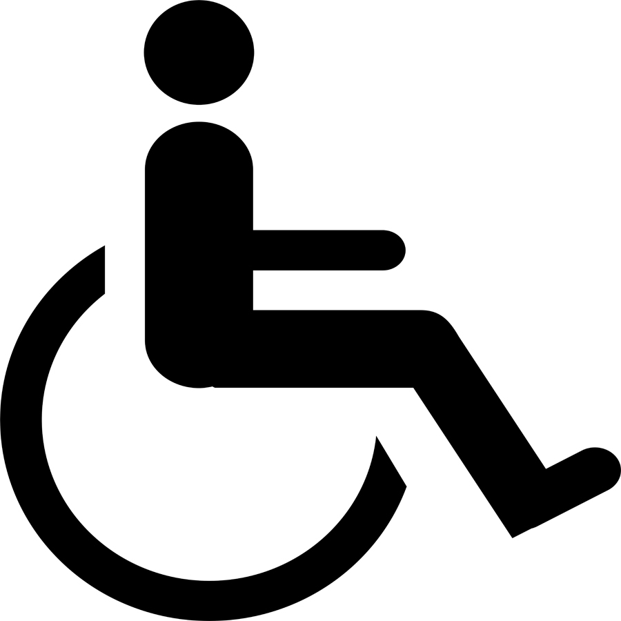 photo relating to Printable Handicap Sign identify Cost-free Printable Handicap Parking Symptoms, D #227837 - PNG