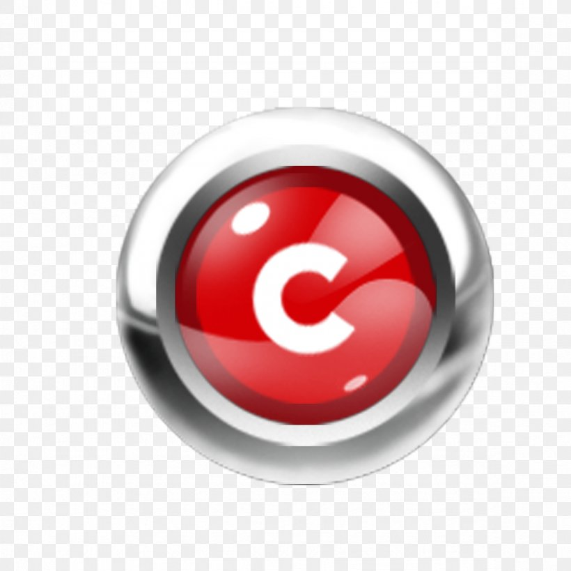 Free Red Button Game Png - Free Red Button Game Save The World The Red Button Circle, PNG ...