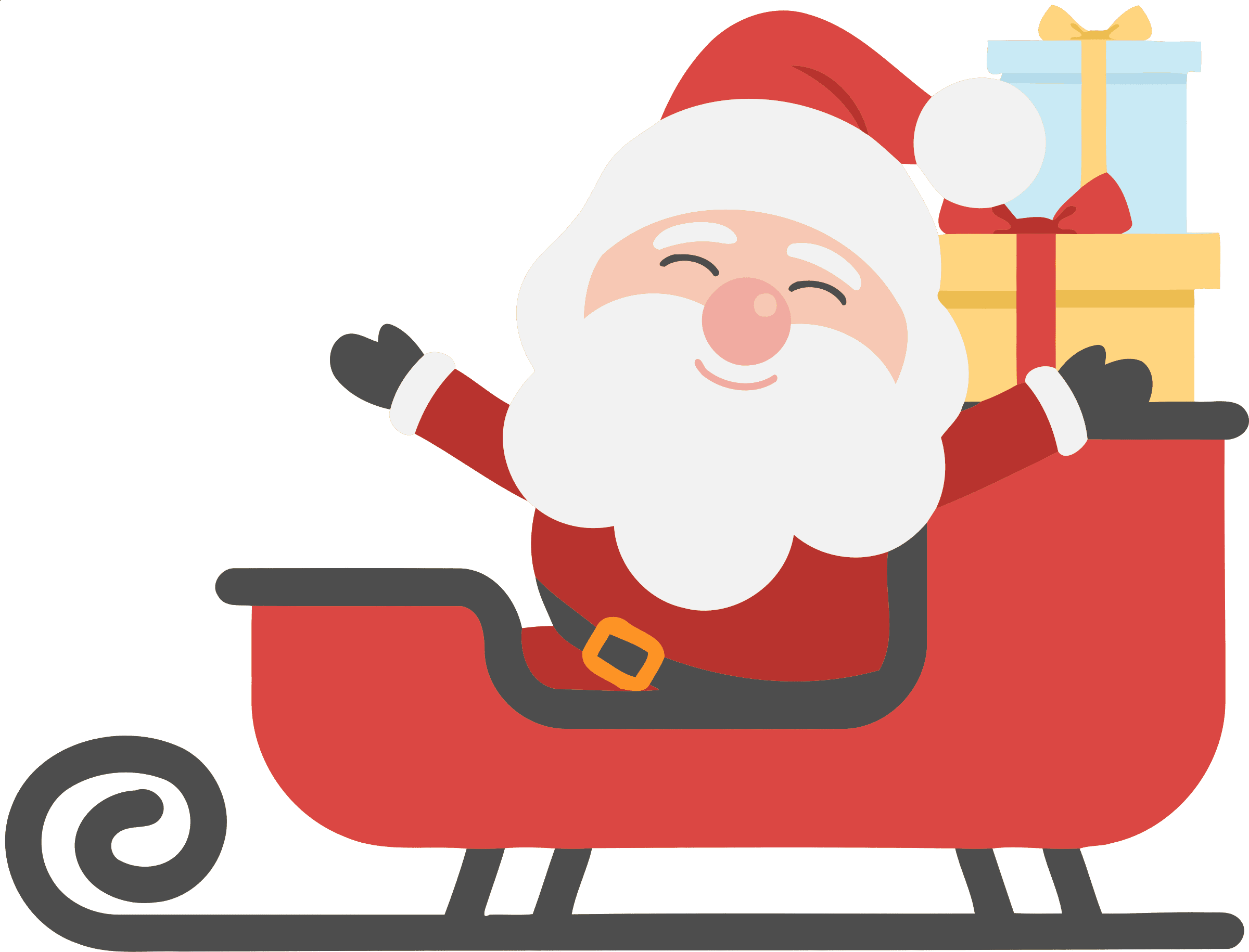 Free Png Santa Legal Symbols - Free Santa Clipart Images for Your Holiday Projects