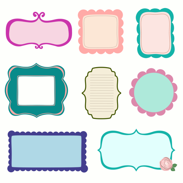 Free Scrapbooking Cliparts Download Fre 219504 Png Images Pngio
