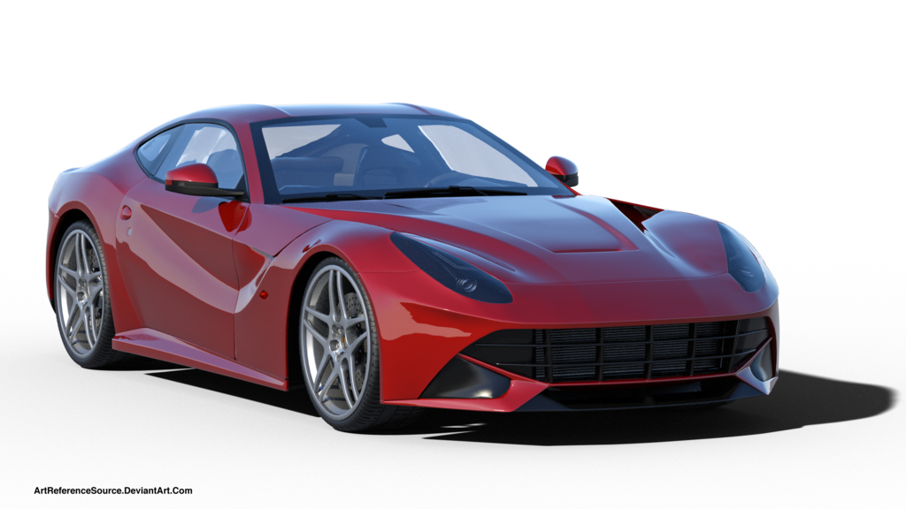 Sports Car Png - Free Stock PNG - Sports Car by ArtReferenceSource ...