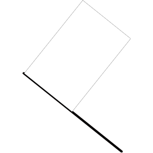 Throwing In The White Flag Png - Free White Flag Cliparts, Download Free Clip Art, Free Clip Art on ...