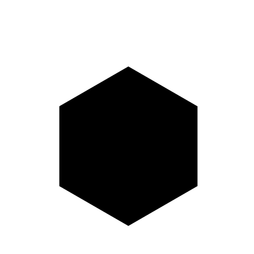 Black Hexagon Png - Free White Hexagon Png, Download Free Clip Art, Free Clip Art on ...