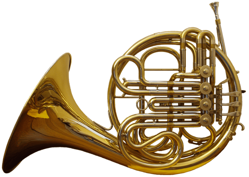 French Horn Transparent & Free French Horn Transparent.png ...