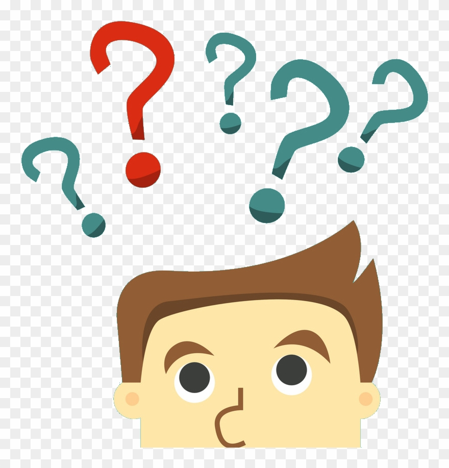 Students Asking Questions Png - Frequently Asked Questions About Acr Homes Services - Man With ...