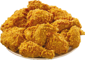 Bucket Of Fried Chicken Png - Fried chicken PNG