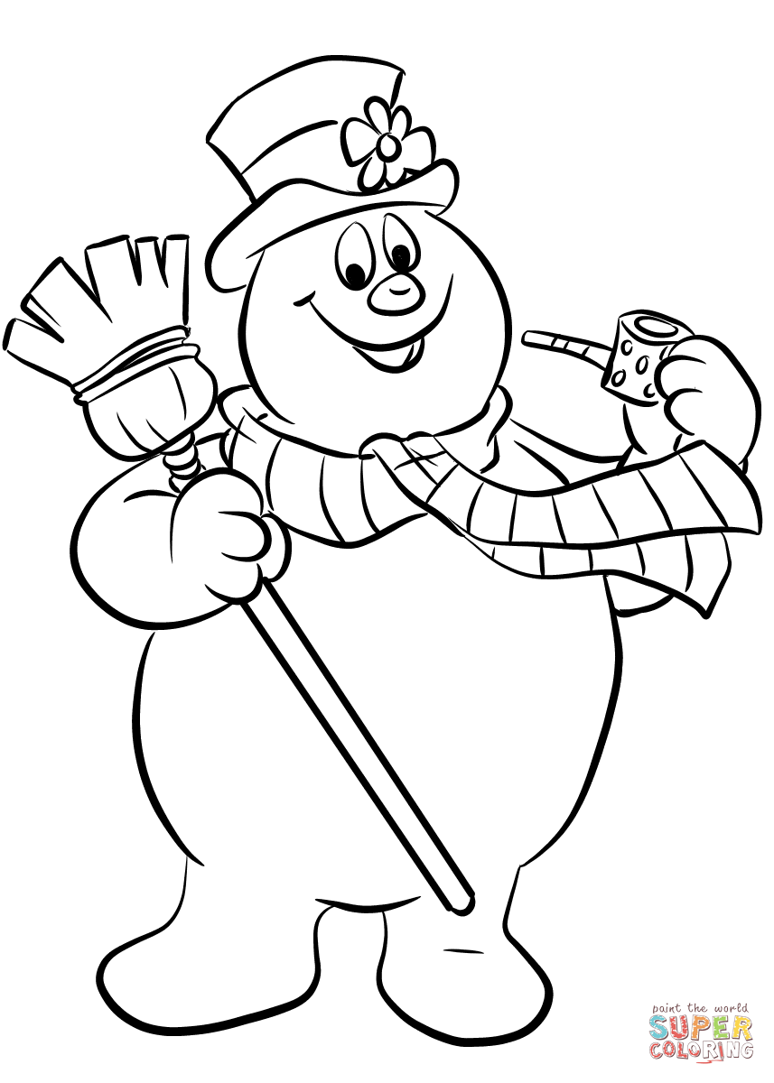 Snowman Face Coloring Page Png Free Snowman Face Coloring Page Png Transparent Images 85430 Pngio