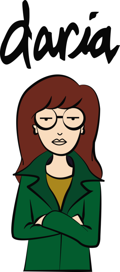 Full Size Daria Png By Noeflor On Devia 631096 Png Images Pngio