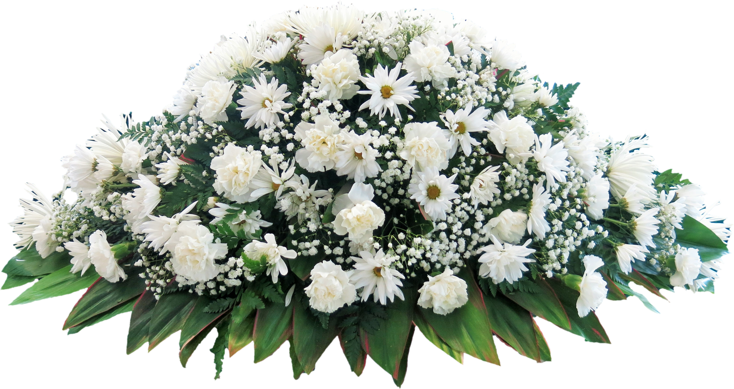 Funeral Flowers Png - Funeral Flowers Transparent & PNG Clipart Free Download - YWD