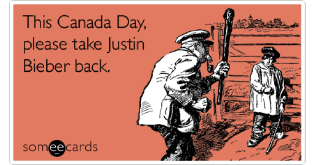 Canada Day Funny Png - Funny Canada Day Memes & Ecards | Someecards