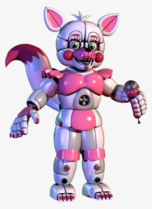 Funtime Freddy Transparent - Funtime Freddy PNG & Download Transparent Funtime Freddy PNG ...
