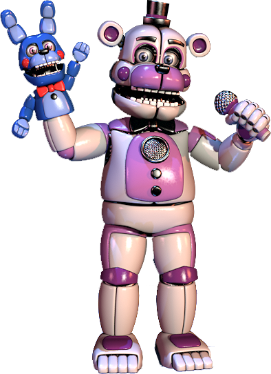 Funtime Freddy Transparent - Funtime Freddy Png & Free Funtime Freddy.png Transparent Images ...