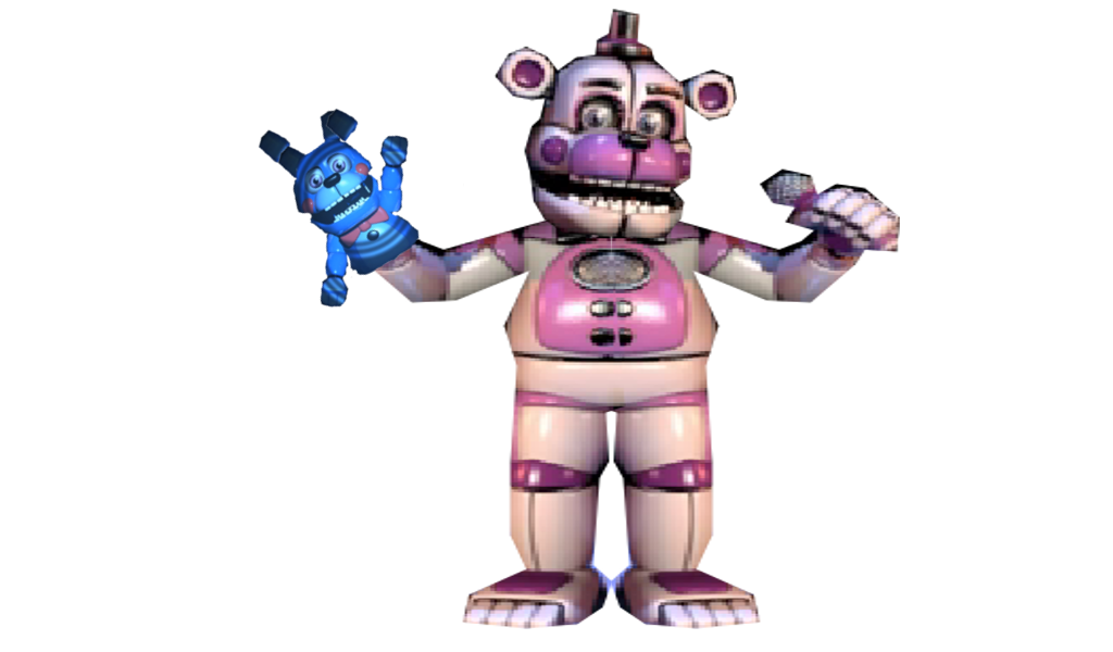 Funtime Freddy Transparent - Funtime Freddy transparent by fnafeditstop on DeviantArt