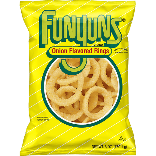 Funyuns Png - Funyuns Onion Flavored Rings | French Onion & Ranch | Kessler's ...