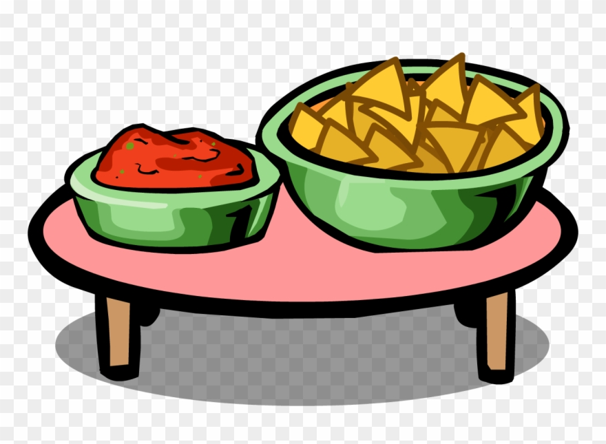 Chips And Salsa Png - Furniture Sprites 3 007 - Chips And Salsa Clipart Free - Png ...