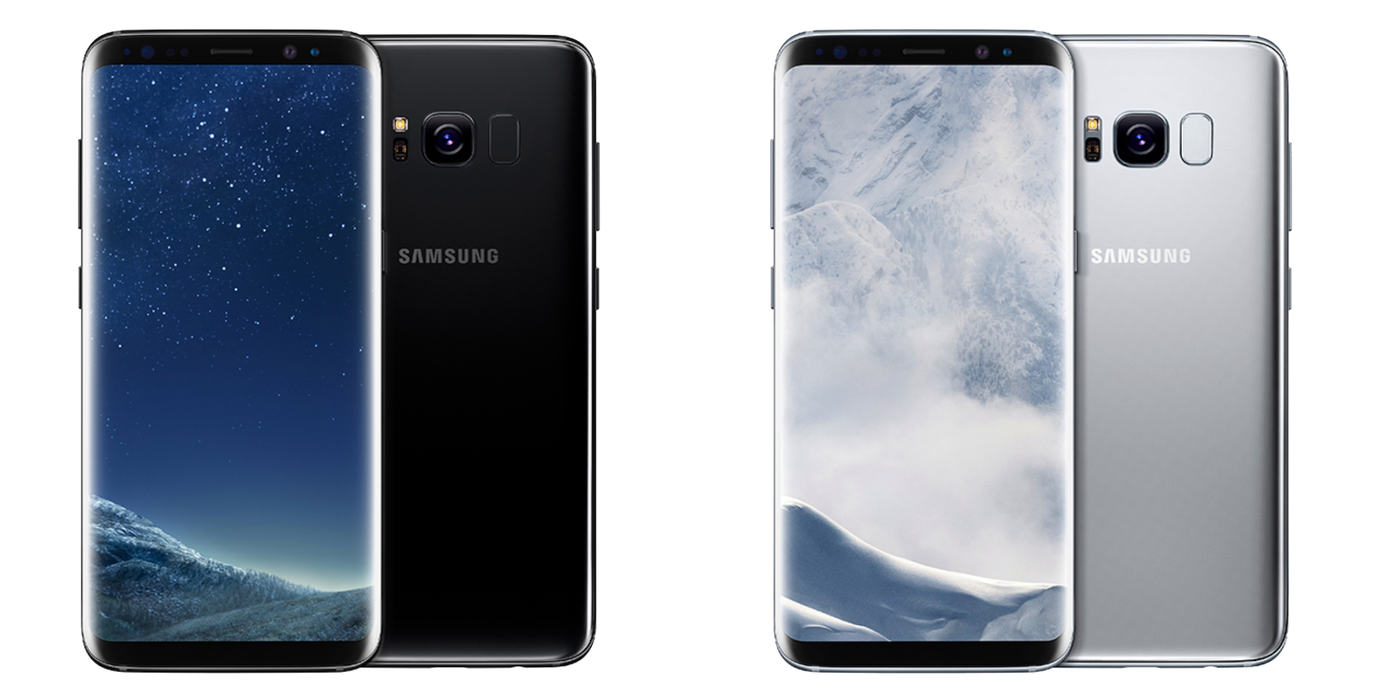 Galaxy S8 Png - Galaxy S8 Plus Mobile Png Transparent Background