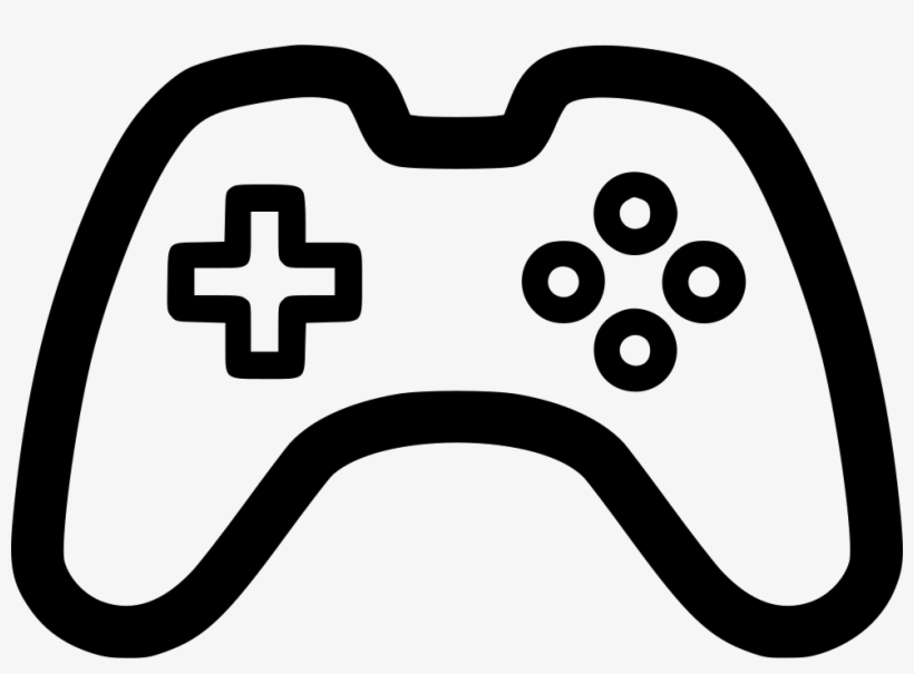 Video Game Controllers Png - Game Controller Pad Videogame - Game Controller Png White - Free ...
